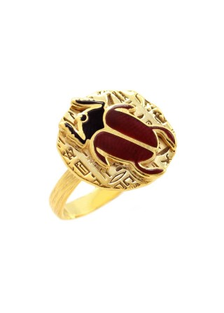 The Scarab Ring